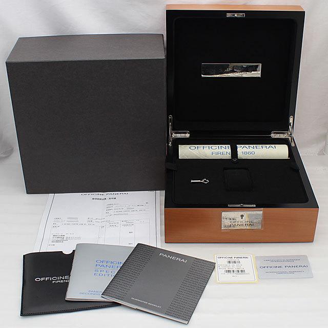 ラジオミール セコンドカウンター PAM00078 サブ画像4