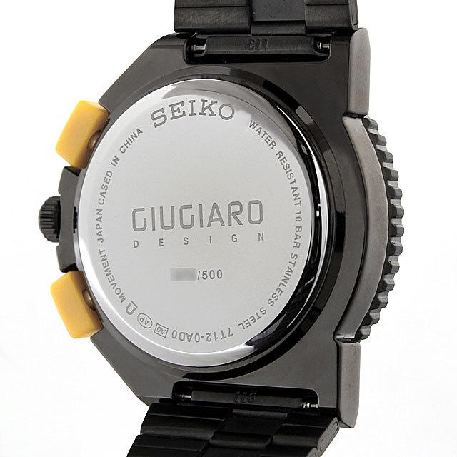 スピリット スマート ジウジアーロ・デザイン クロノグラフ 限定モデル SCED005 サブ画像2