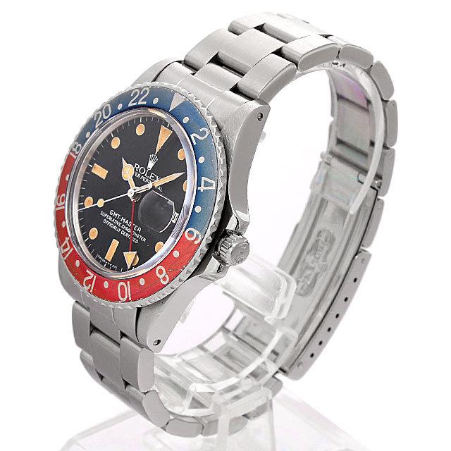 GMTマスター 赤青ベゼル 16750 サブ画像1