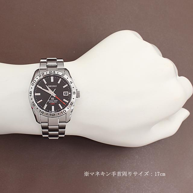 グランドセイコー メカニカル GMT マスターショップ限定 SBGM001 サブ画像4