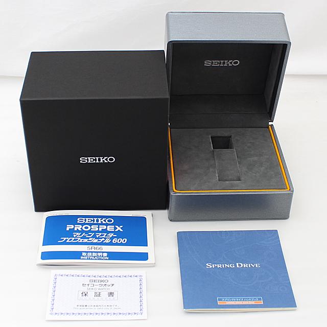 プロスペックス マリンマスター プロフェッショナル SBDB001 サブ画像5