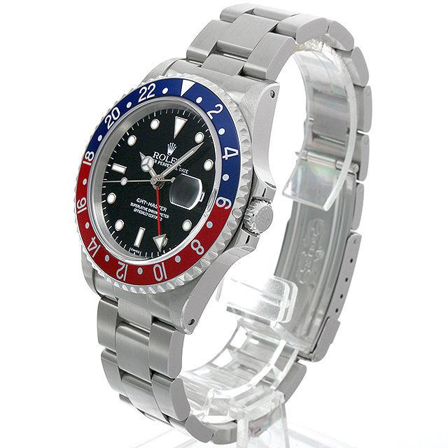 GMTマスター 赤青ベゼル 16700 サブ画像1