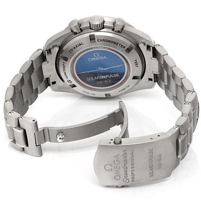 スピードマスター HB-SIA GMT コーアクシャル 321.90.44.52.01.001 サブ画像3