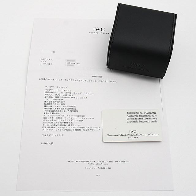 GST アクアタイマー IW353603(3536-003) サブ画像4