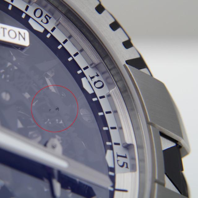 オーシャン スポーツ クロノグラフ OCSACH44ZZ002(411/MCA44ZC.W) サブ画像5