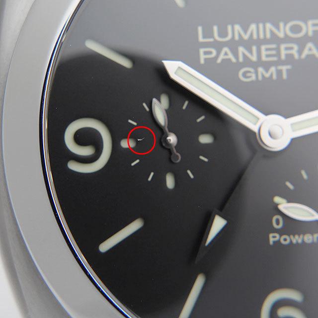 ルミノール1950 3DAYS GMT パワーリザーブ PAM00347 サブ画像6