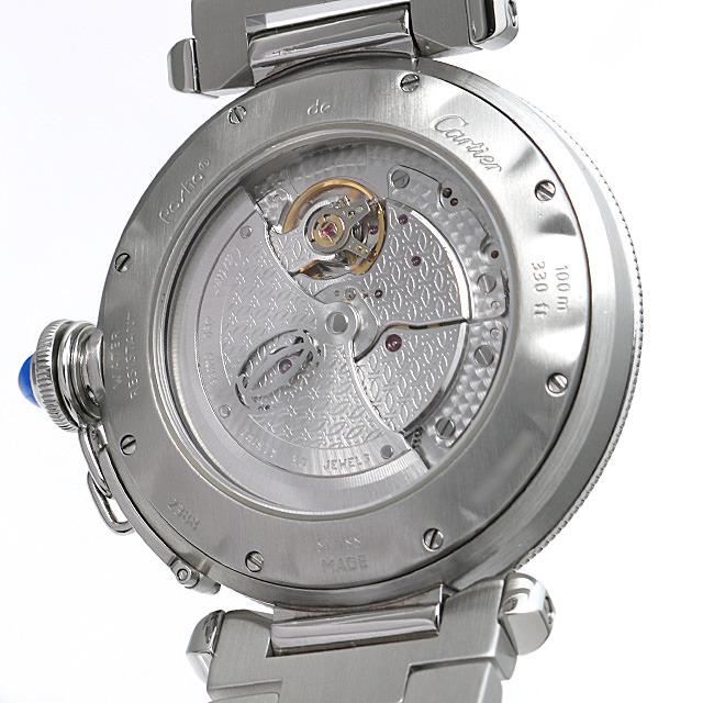 パシャ パワーリザーブ GMT W31037H3 サブ画像2