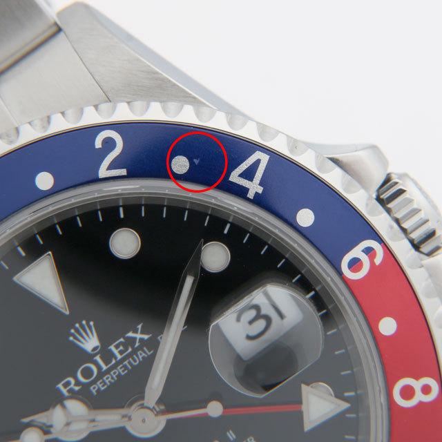 GMTマスターII スティックダイアル 16710 サブ画像4