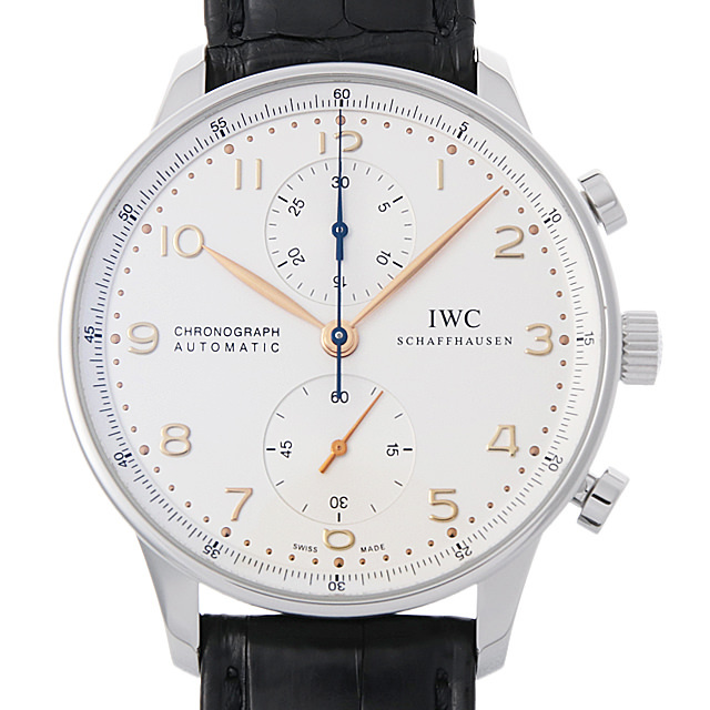 IWC ポルトギーゼ クロノグラフ IW371445