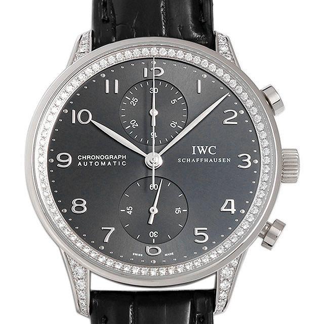 IWC ポルトギーゼ クロノグラフ ダイヤモンドコレクション IW371474