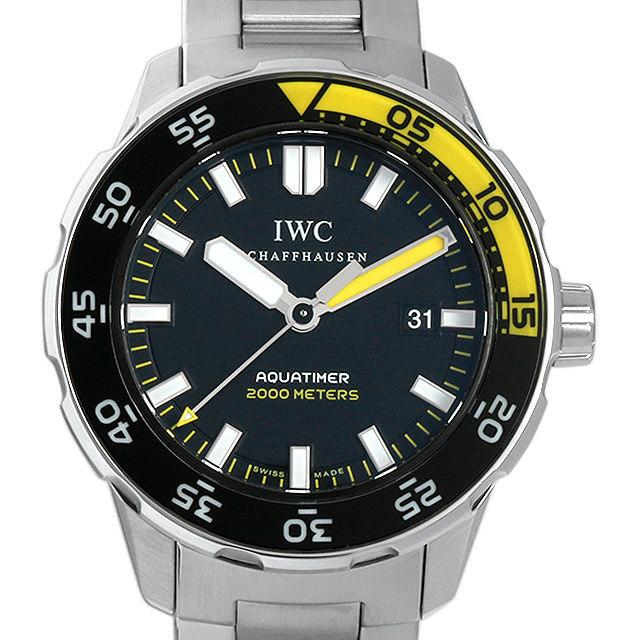 IWC アクアタイマー オートマティック 2000 IW356808 中古 メンズ