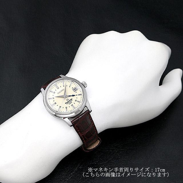 グランドセイコー メカニカル GMT SBGM021 サブ画像4