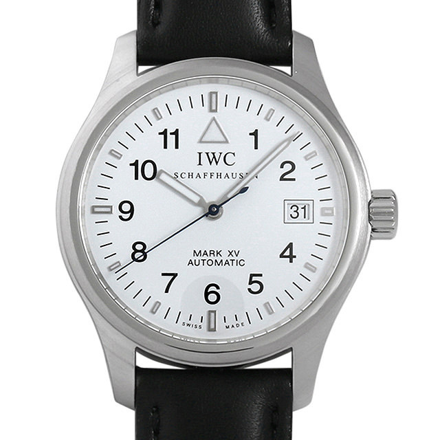 IWC マーク15 マークXV IW325309 中古 メンズ