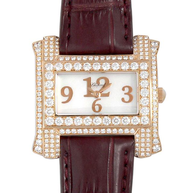 ショパール クラシック ベゼルダイヤ 139265-5001 中古 レディース