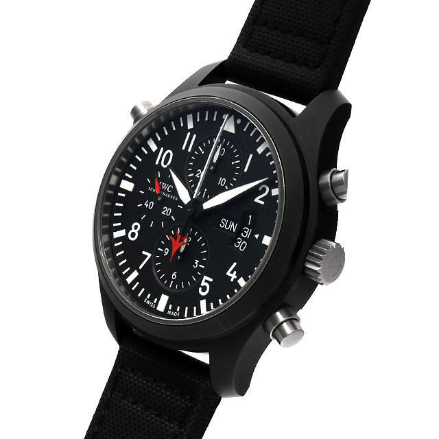 パイロットウォッチ ダブルクロノ トップガン IW379901 サブ画像1