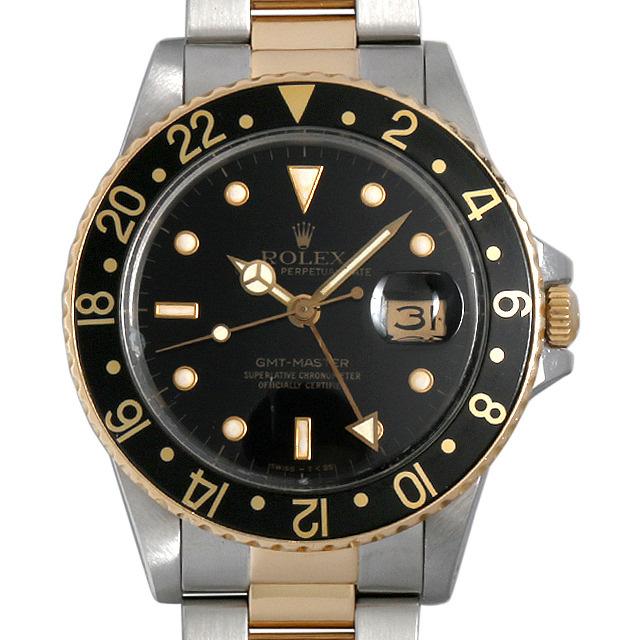 ロレックス GMTマスター 93番 16753 ブラック