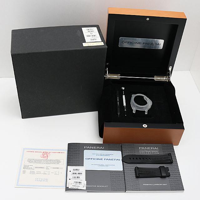 ルミノールGMT PAM00088 サブ画像4