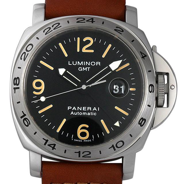 パネライ ルミノールGMT A番 PAM00023