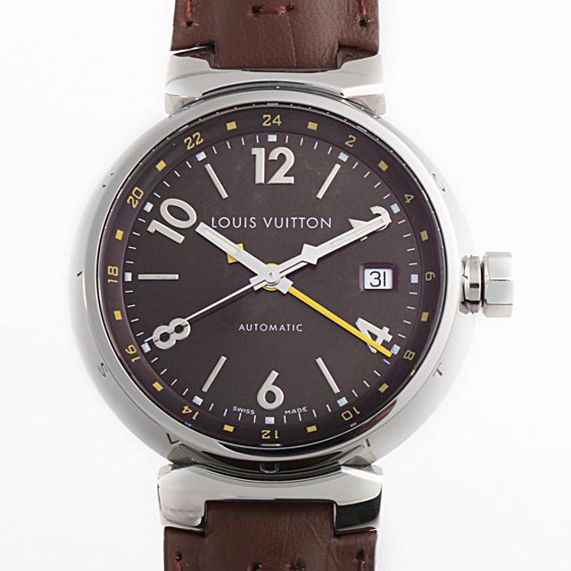 ルイヴィトン タンブール GMT Q1131