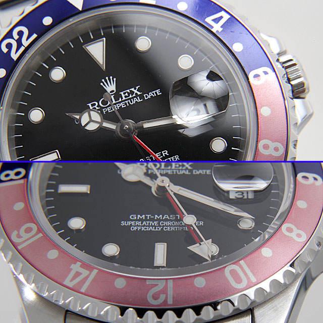GMTマスター 赤青ベゼル 16700 サブ画像4