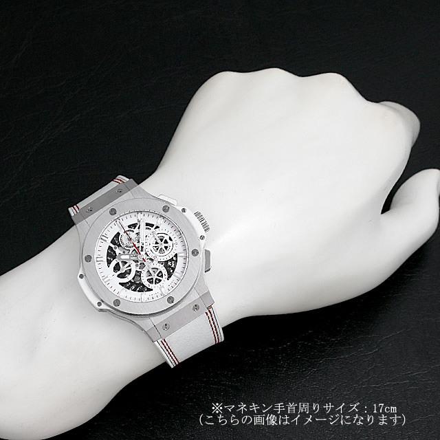 アエロバン オールホワイト スペシャルエディション 日本限定150本 311.SE.2113.VR.JDR14 サブ画像4