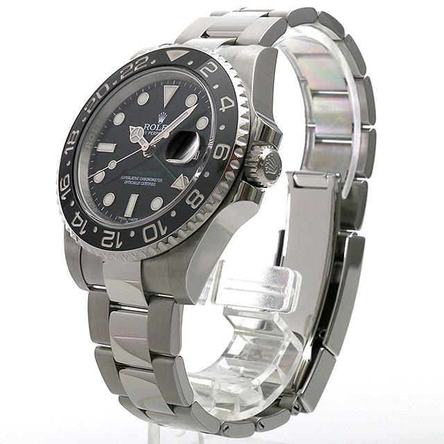 GMTマスターII 116710LN サブ画像1
