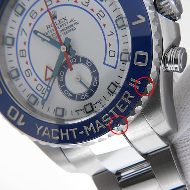 ヨットマスターII 116680 サブ画像5
