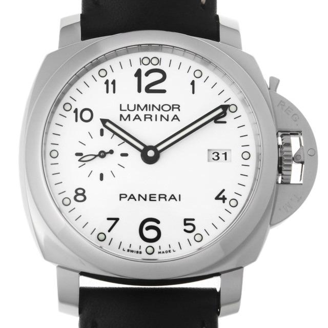 パネライ ルミノール1950 3DAYS アッチャイオ Q番 PAM00499