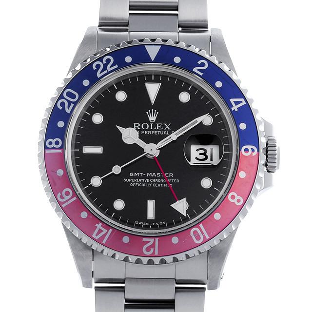 ロレックス GMTマスター 赤青ベゼル U番 16700