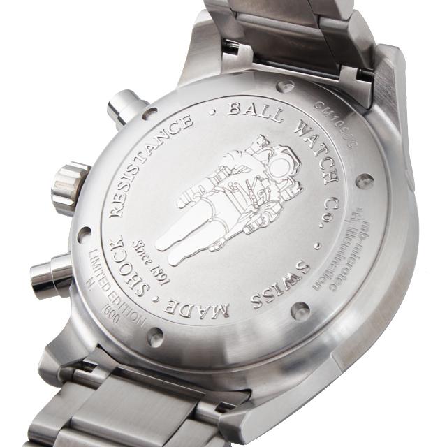 ストークマン アイオノスフィア600 世界限定600本 CM1090C-S1J-BK サブ画像2