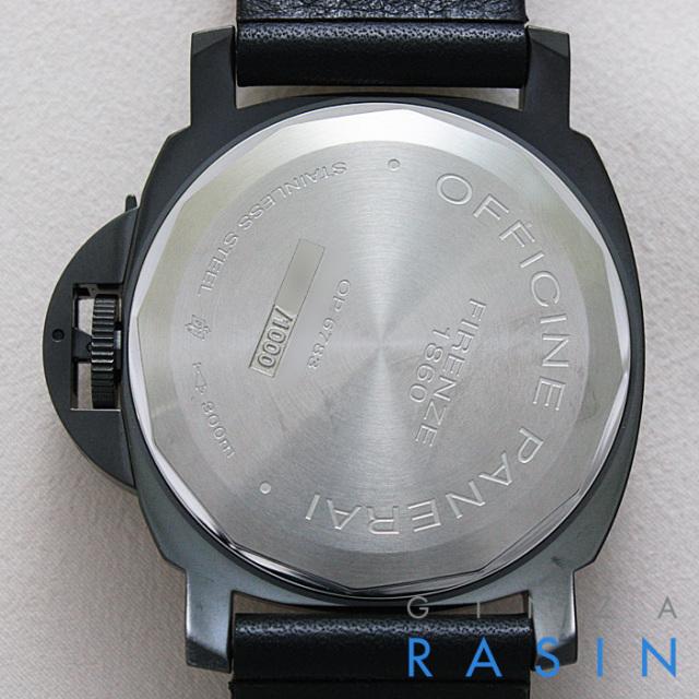 ルミノールパワーリザーブ復刻 PAM00028 サブ画像2