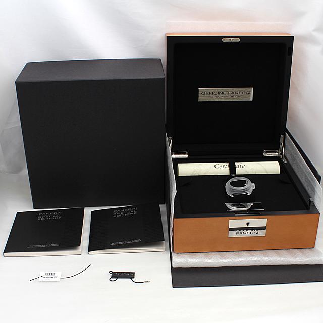 ラジオミール S.L.C 3DAYS 限定750本 PAM00449 サブ画像4
