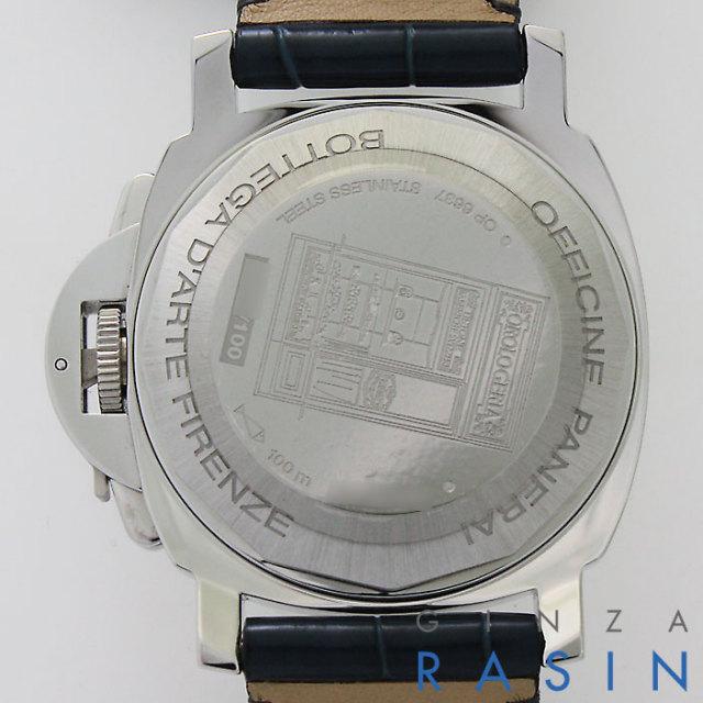 ルミノールクロノ デイライト フィレンツェブティック100本限定モデル PAM00224 サブ画像2