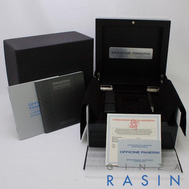 ルミノールクロノ デイライト フィレンツェブティック100本限定モデル PAM00224 サブ画像4