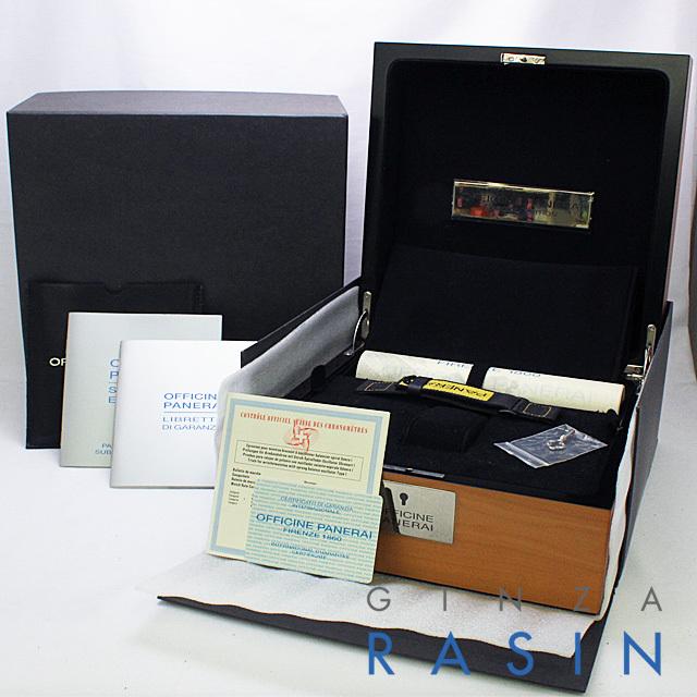 ルミノール サブマーシブル 1000m PAM00064 サブ画像4