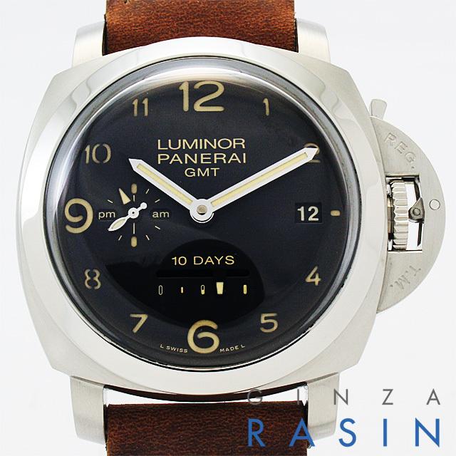 ルミノール1950 10デイズ GMT PAM00405 メイン画像