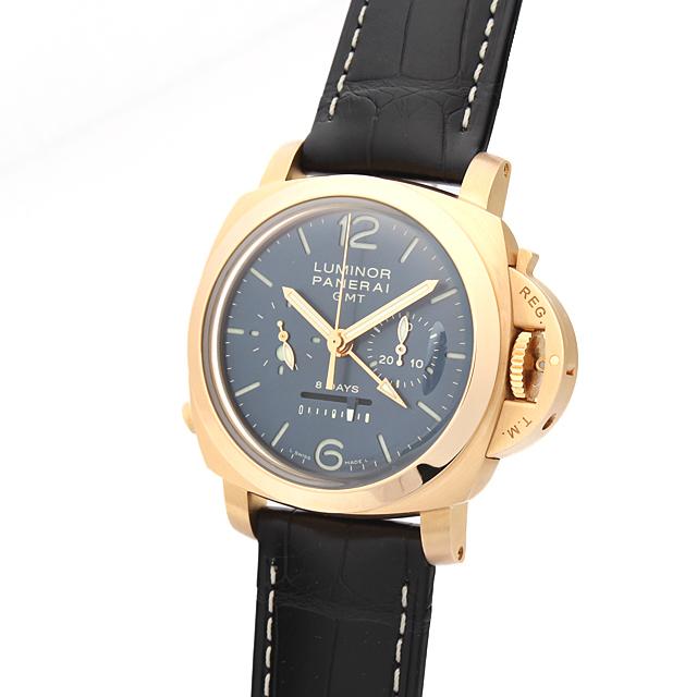 ルミノール1950 8DAYS GMT クロノグラフ モノプルサンテ 世界250本限定モデル PAM00277 サブ画像1
