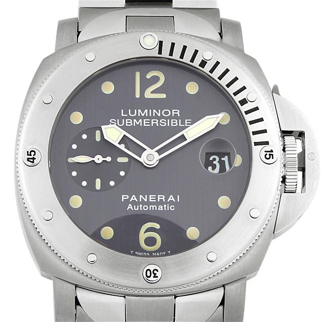 ルミノール サブマーシブル PAM00106 メイン画像
