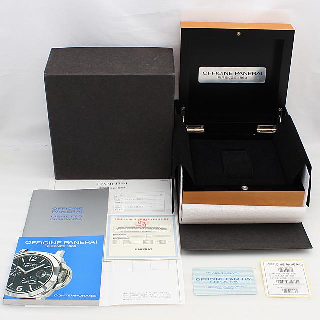ルミノール サブマーシブル PAM00106 サブ画像4