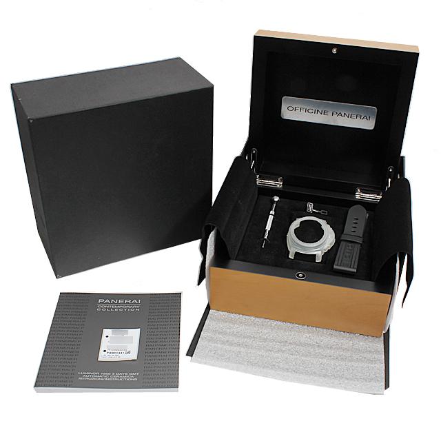 ルミノール1950 3DAYS GMT チェラミカ PAM00441 サブ画像4