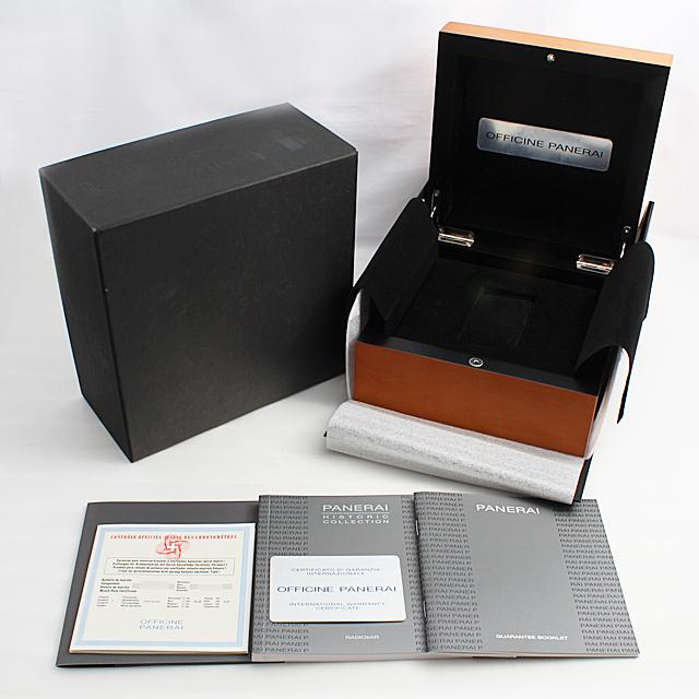 ラジオミール ブラックシール チェラミカ PAM00292 サブ画像4
