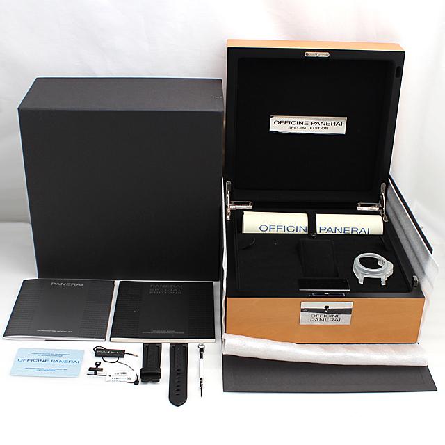 ルミノールベース ブティック限定モデル PAM00390 サブ画像4