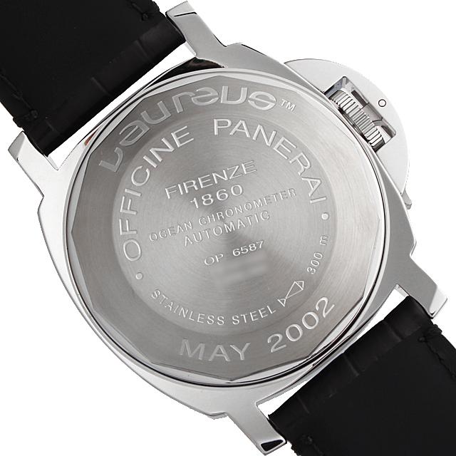 ルミノール GMT レガッタ 2002 PAM00156 サブ画像2