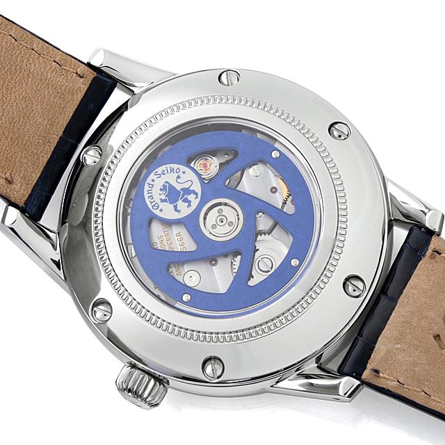 グランドセイコー メカニカル GMT 10周年記念モデル SBGM031 サブ画像2