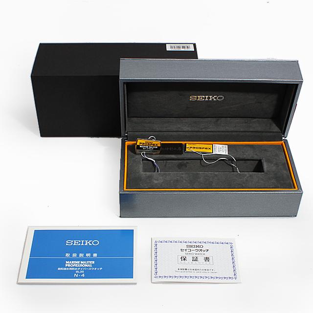 プロスペックス マリンマスター プロフェッショナル 1000 SBDX011 サブ画像4