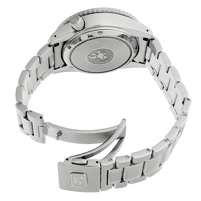 グランドセイコー スプリングドライブ GMT マスターショップ限定 SBGE001 サブ画像3