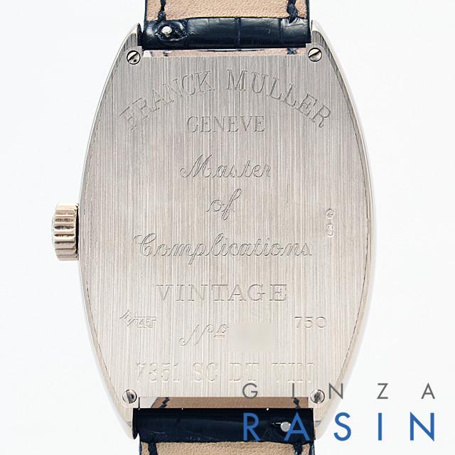 トノーカーベックス ヴィンテージ 7851SC DT VIN OG サブ画像2