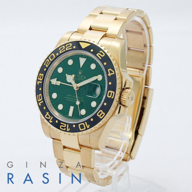 GMTマスターII 116718LN サブ画像1