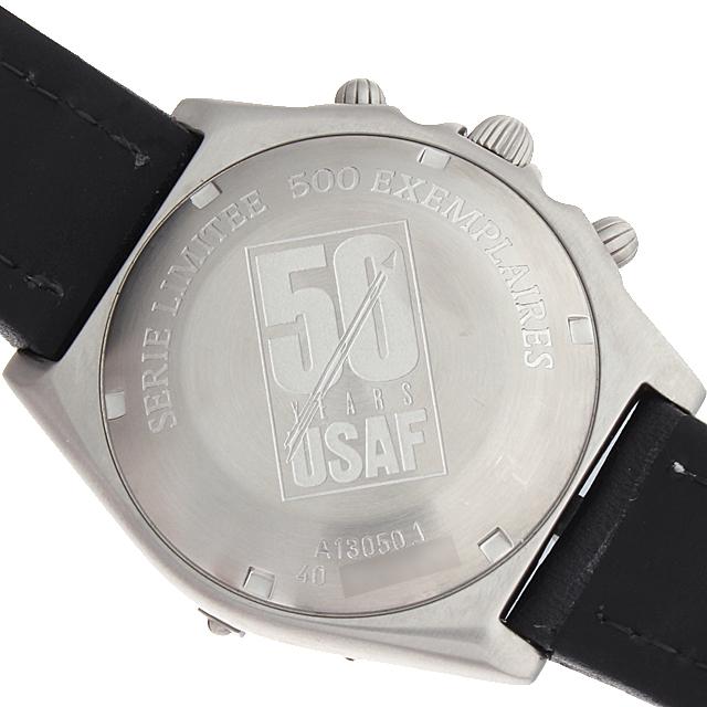 クロノマット US AIR FORCE 50周年記念モデル A13050.1 サブ画像2