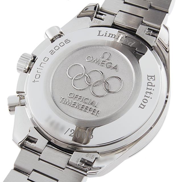 スピードマスター 2006年トリノオリンピック限定モデル 3538.30 サブ画像2